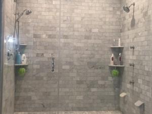 rug-shower